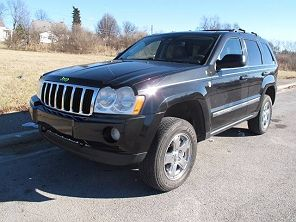 Image of Used 2005 Jeep Grand Cherokee Limited Edition
