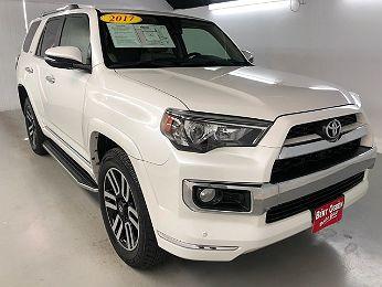 2017 Toyota 4Runner Limited Edition en venta en Edinburg, TX Image