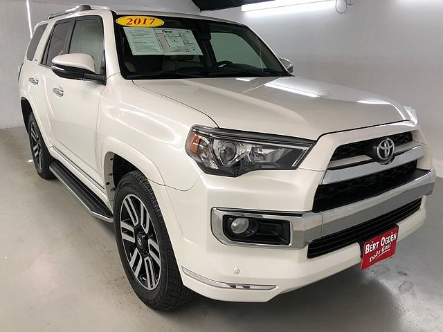 2017 Toyota 4Runner Limited Edition