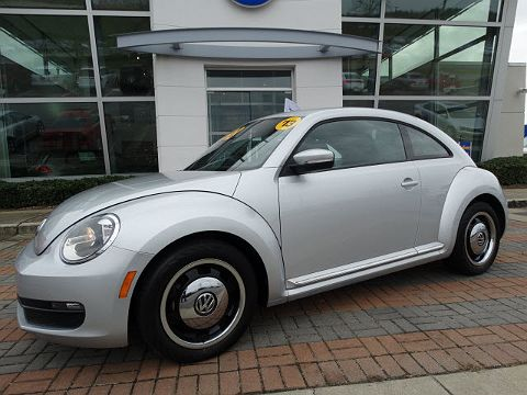Image of Certified 2013 Volkswagen Beetle