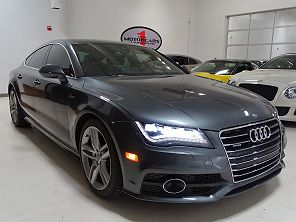 Image of Used 2013 Audi A7 Prestige