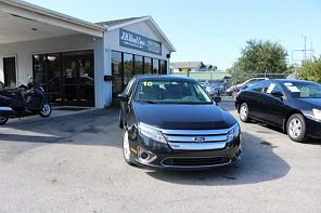 Image of Used 2010 Ford Fusion