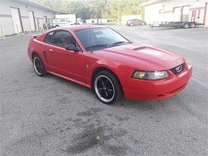 Image of Used 2002 Ford Mustang