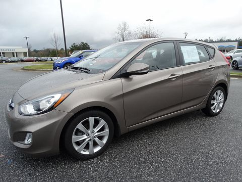 Image of Certified 2013 Hyundai Accent SE