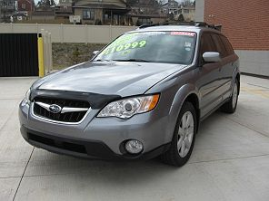 Image of Used 2008 Subaru Outback Limited Edition