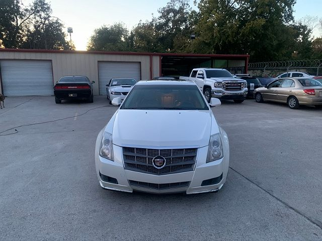 2011 Cadillac CTS Luxury