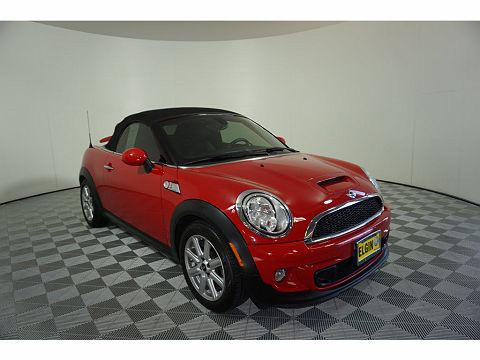 Image of Used 2013 Mini Cooper Roadster S / JCW S