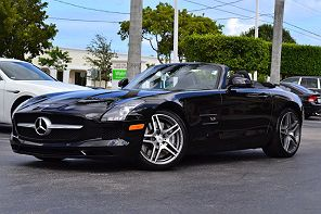 Image of Used 2012 Mercedes-Benz SLS AMG