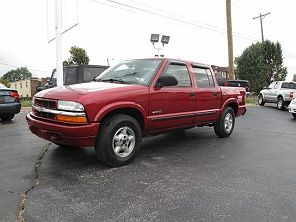 Image of Used 2004 Chevrolet S-10 LS