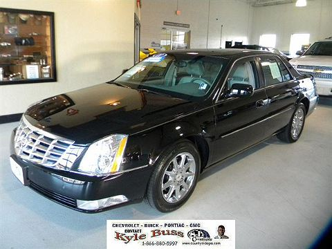 Image of Used 2011 Cadillac DTS Luxury