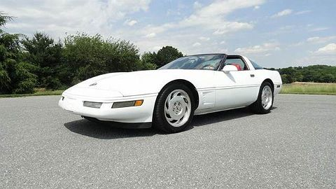 Image of Used 1996 Chevrolet Corvette