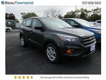 2019 Ford Escape S en venta en Vandalia, OH Image