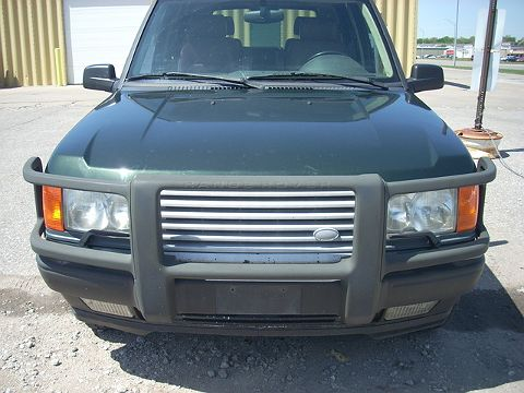 Image of Used 1996 Land Rover Range Rover SE