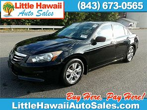 Image of Used 2012 Honda Accord SE