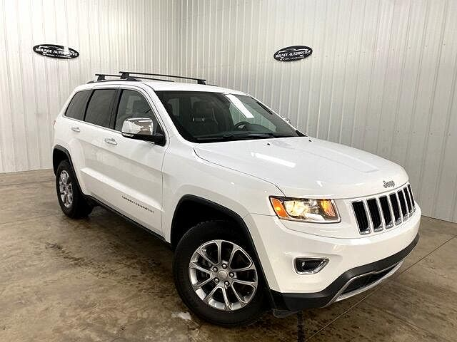 2016 Jeep Grand Cherokee Limited Edition