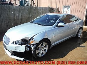 Image of Used 2010 Jaguar XF Base