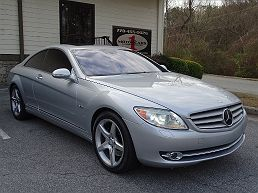 Image of Used 2008 Mercedes-Benz CL-class CL 600