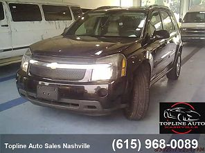 Image of Used 2008 Chevrolet Equinox LT