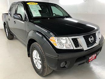 2019 Nissan Frontier SV en venta en Edinburg, TX Image