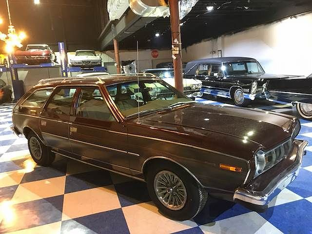 1976 American Motors Hornet