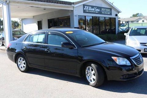 Image of Used 2007 Toyota Camry LE