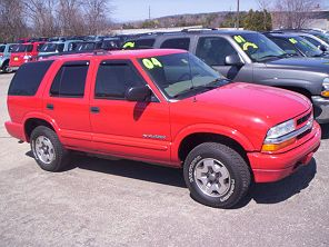 Image of Used 2004 Chevrolet Blazer LS