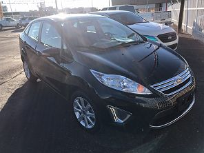 Image of Used 2012 Ford Fiesta SEL