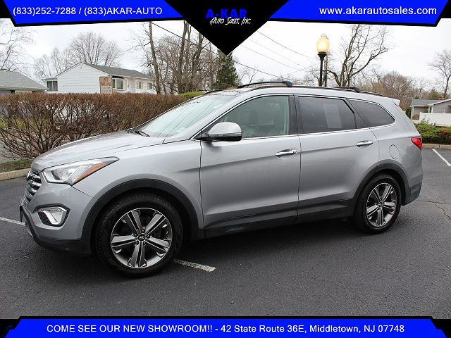 2014 Hyundai Santa Fe Limited Edition