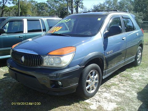 Image of Used 2002 Buick Rendezvous CX