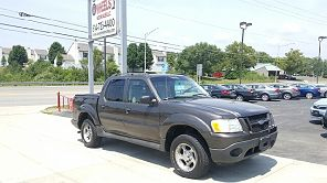 Image of Used 2005 Ford Explorer Sport Trac XLS