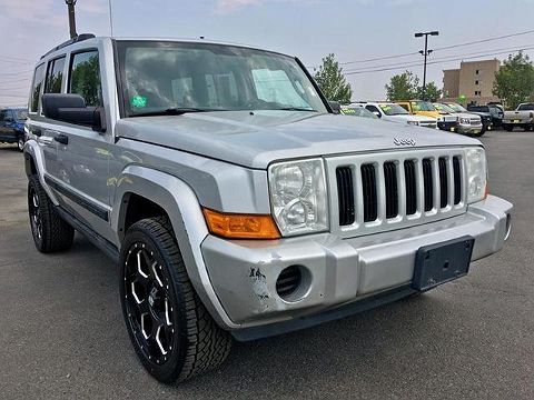 Image of Used 2006 Jeep Commander