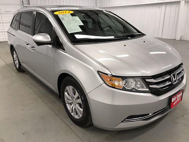 2014 Honda Odyssey EX L