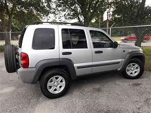 Image of Used 2004 Jeep Liberty