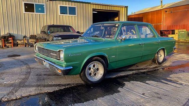1967 American Motors Rambler