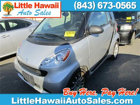 Image of Used 2012 Smart Fortwo Pure