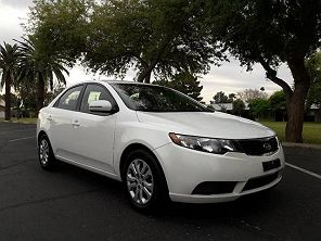 Image of Used 2011 Kia Forte / Forte5 EX