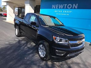 Image of Used 2018 Chevrolet Colorado LT