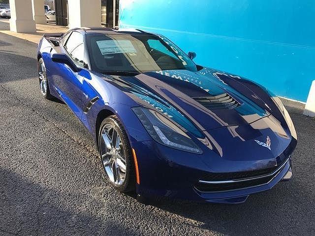 2019 Chevrolet Corvette Z51 LT1