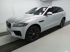 Image of Used 2017 Jaguar F-Pace First Edition