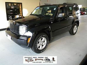Image of Used 2010 Jeep Liberty Sport