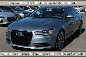 Image of Used 2014 Audi A6 Premium Plus