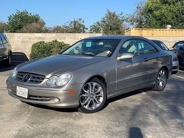 2004 Mercedes-Benz CLK 320