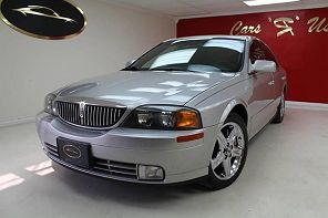 Image of Used 2002 Lincoln LS Base
