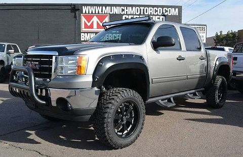 Image of Used 2013 GMC Sierra 1500 SLE