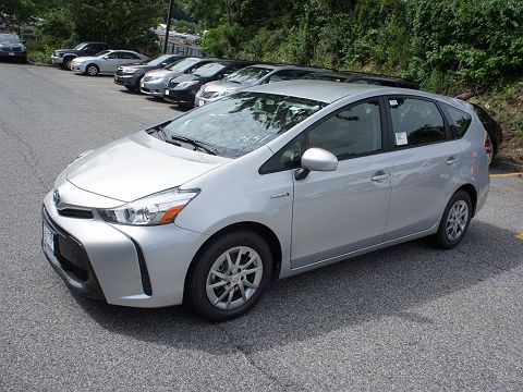Image of New 2017 Toyota Prius V Two