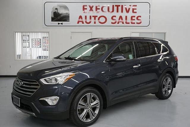 2014 Hyundai Santa Fe Limited Edition