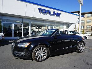 Image of Used 2010 Audi TT / TTS Premium Plus