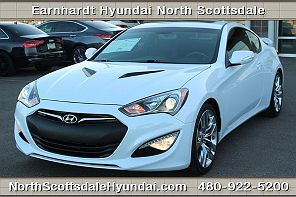 Image of Certified 2016 Hyundai Genesis coupe Ultimate