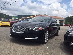 Image of Used 2013 Jaguar XF