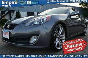 Image of Used 2012 Hyundai Genesis coupe Grand Touring